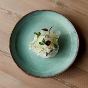 Celeriac-pappardelle