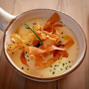 white-soup